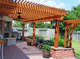 Pergolas Woodlands