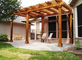 Woodlands Pergolas